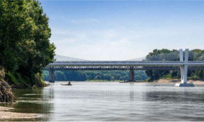 Nuovo Ponte della Becca: sorgerà a valle dell'attuale struttura
