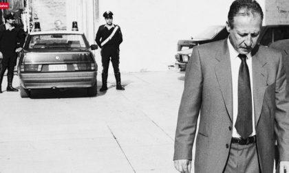 Pavia commemora il giudice Paolo Borsellino