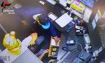 Sgominata la banda delle rapine alle sale slot: un colpo anche a Vigevano VIDEO