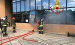 Incendio nel Municipio di Vizzolo Predabissi: arrivano i Vigili del Fuoco