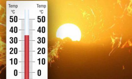 In arrivo un'ondata di calore: disagio anche forte nel Pavese PREVISIONI METEO
