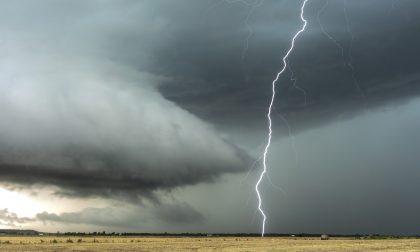 Stop al grande caldo, in arrivo forti temporali: è allerta meteo