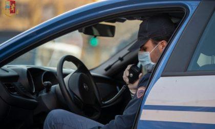 """Denunciato per spaccio 52enne incensurato: la """"coca"""" nascosta in un calzino"""