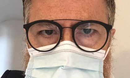 #iomettolamascherina l'hastag dell'infermiere Pavese che critica Matteo Salvini diventa virale