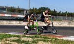 L'elettrico approda anche a Castelletto Circuit, in arrivo le gare a pedalata assistita