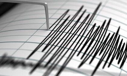 Scossa di terremoto in provincia di Pavia di magnitudo 3.0