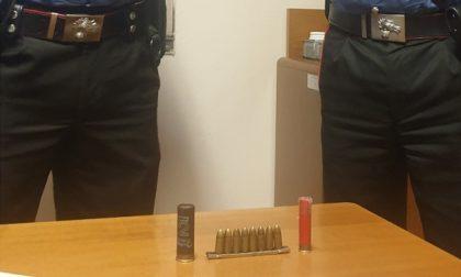 Denunciata 44enne trovata con diverse munizioni tutte detenute illegalmente