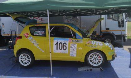 EfferreMotorsport, Salviotti brilla in un Rally di Salsomaggiore da dimenticare