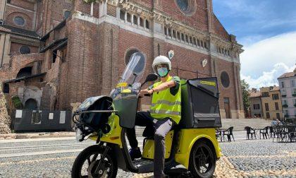 Investimenti green: Poste Italiane rafforza la flotta in provincia di Pavia