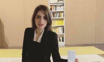 Silvia Simeone, portavoce di Voghera in Azione, vittima di insulti sessisti