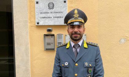 Cambio al vertice della Guardia di Finanza di Voghera: arriva il Capitano Lorenzo Cerrito