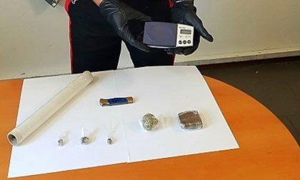 25enne nei guai dopo essere stato trovato con diversa droga addosso