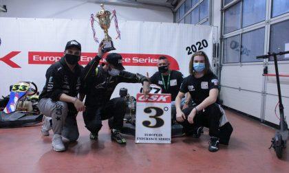 Michele Milanesi: terzo podio consecutivo nelle prime tre gare di campionato