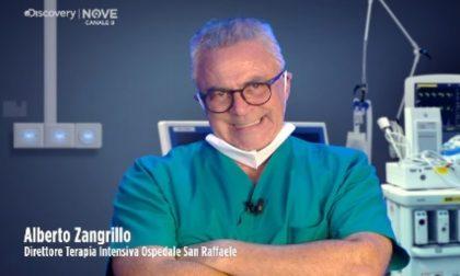 Il dott. Zangrillo diventa una parodia, il comico Crozza lo imita in tv VIDEO