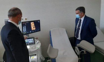 Nuova Tecnologia Ecografica 4D all'Ospedale unificato di Broni-Stradella