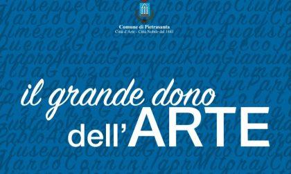 Il grande dono dell'arte: l'asta charity per le vittime del Covid