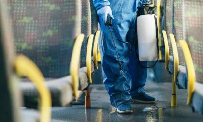 Sanificazioni e scuolabus a Broni: il tour del force per aprire in sicurezza le scuole