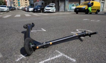 """Troppi incidenti in monopattino: """"Serve più responsabilità in strada"""""""
