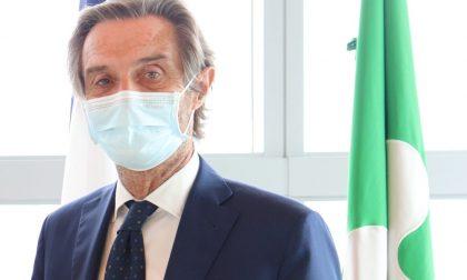 """Il Presidente Fontana: """"L'Italia non può permettersi un secondo lockdown"""""""