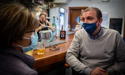 """""""Un caffè con il Sindaco"""", buona la prima: prosegue l'iniziativa nei bar di Broni"""
