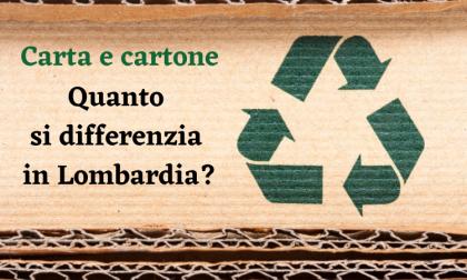 In Lombardia carta e cartone fanno la differenza: Pavia all'ottavo posto