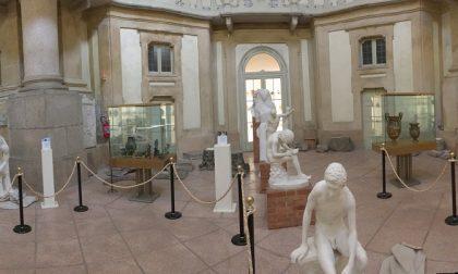 Apertura gratuita del Museo di Archeologia dell'Università di Pavia