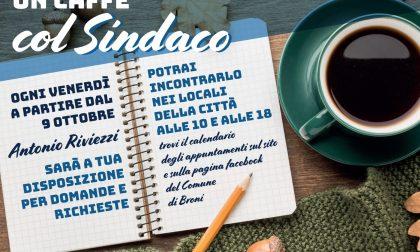"""Broni, al via """"Un caffè con il Sindaco"""": ogni venerdì nei bar il confronto con i cittadini"""