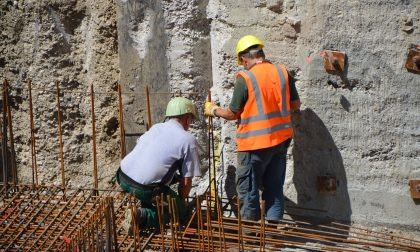 Irregolarità in cantiere edile: attività sospesa e sanzioni per 61mila euro