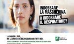 """""""Indossare la mascherina o indossare il respiratore?"""": al via la campagna anti Covid"""