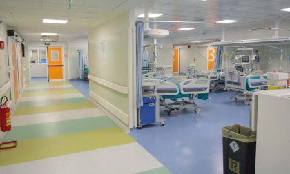 Covid: inaugurato il nuovo Pronto Soccorso Dea dell'Ospedale di Voghera FOTO