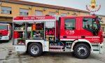 Un nuovo mezzo ai Vigili del Fuoco di Pavia, per affrontare ogni tipo di soccorso FOTO