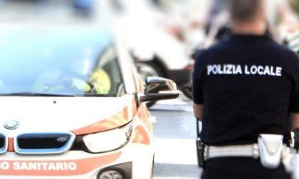 Covid: agente della polizia locale trovato morto in casa