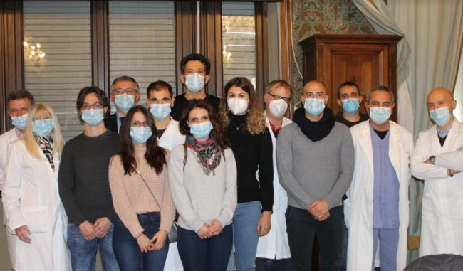 Dal San Matteo all'Ospedale in Fiera: team pavese in aiuto a Milano