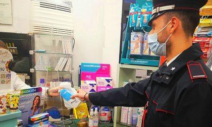 Controlli ma anche assistenza alla popolazione: i carabinieri acquistano farmaci per coppia positiva al Covid