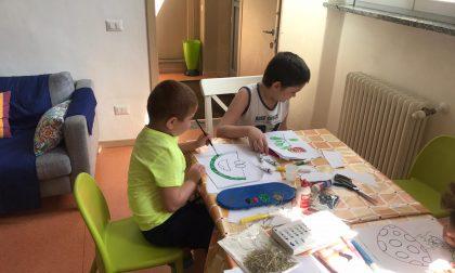 Il calendario AGAL con i disegni dei bambini colpiti da malattie oncoematologiche