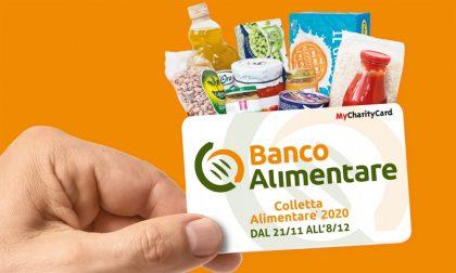 24esima giornata nazionale della Colletta Alimentare: quest'anno la spesa si fa con le card