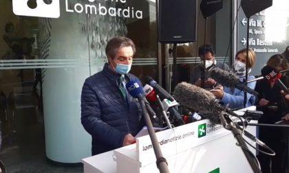"""Presidente Fontana: """"Tutta la Lombardia zona rossa, senza alcuna deroga"""""""