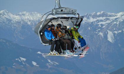 Riaprono gli impianti da sci: arriva l'ok del Governo