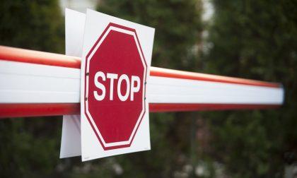 """Nel Piacentino barriere di cemento ai confini per bloccare gli arrivi dalle """"zone rosse"""""""