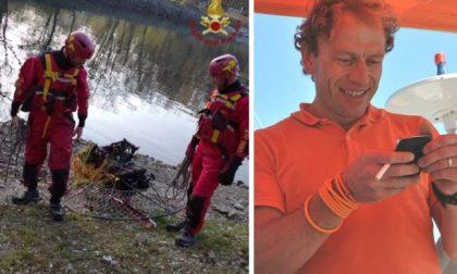 Cade con il parapendio e muore annegato nel Ticino: chi è la vittima del terribile incidente