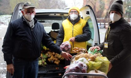 Spesa sospesa, i pavesi donano 4 quintali di cibo per le famiglie in difficoltà