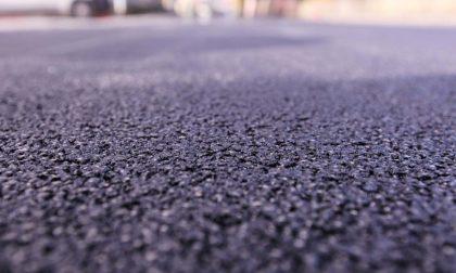 Nel Pavese si percorrono le strade del futuro: a Robbio arrivano gli asfalti realizzati con gomma riciclata