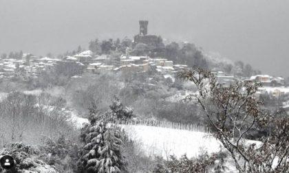 La prima neve di stagione in provincia di Pavia raccontata attraverso Instagram FOTO