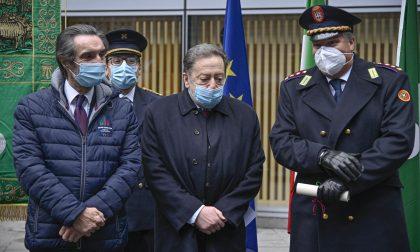 Il comandante della Polizia Locale di Pavia premiato per l'impegno durante il lockdown