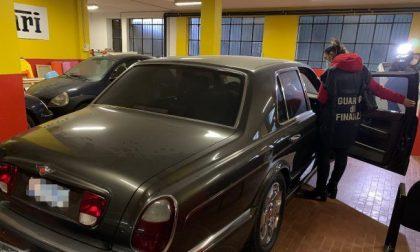 40 anni di evasione totale: aveva nel garage dieci Ferrari e dichiarava un reddito di 300 euro al mese