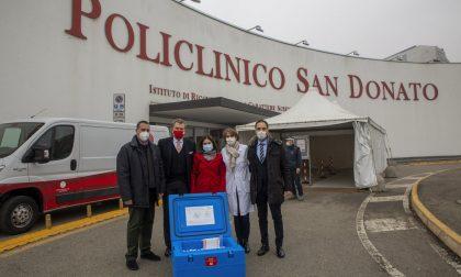 Il Gruppo San Donato dona 3500 dosi di vaccino antinfluenzale ad Avis Lombardia