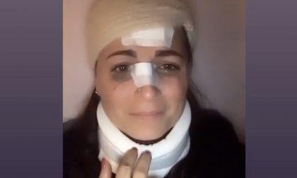 """Operatrice sanitaria aggredita sul filobus: """"Non si può vivere nel terrore"""" VIDEO"""