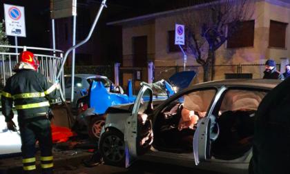 Terribile schianto: 60enne pavese muore sul colpo, gravissima la moglie. Il pirata della strada si è costituito