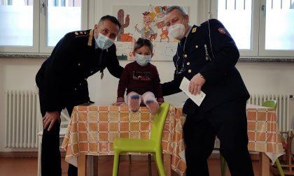 Il risarcimento ai vigili urbani diventa un aiuto per i bambini colpiti da malattie oncoematologiche