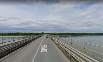 Senso unico alternato per lavori sul ponte di Spessa